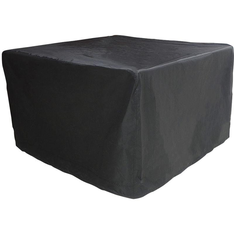 Housse De Meubles De Patio Chaise De Table De Jardin Housse De Canape Impermeable A L'Eau Anti-Poussiere Resistant Aux Uv Salon Exterieur En Tissu