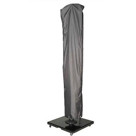 housse de parasol flottant aerocover h 250 x 60 cm 7970. Black Bedroom Furniture Sets. Home Design Ideas