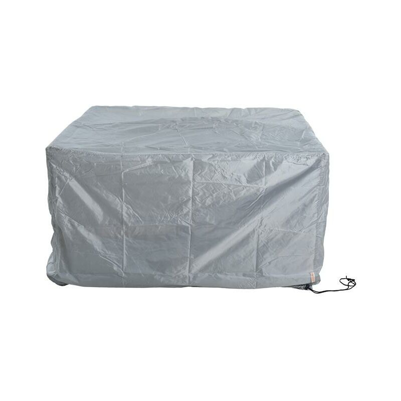Housse de protection bâche de protection pour bâche de meubles en rotin de group 180x120x95cm