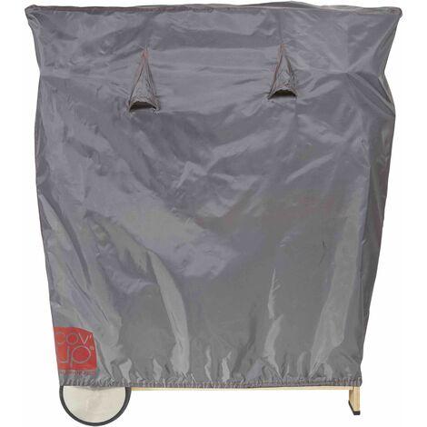 Housse de protection barbecue L 102 x 46 cm Cov'Up - Gris - Gris
