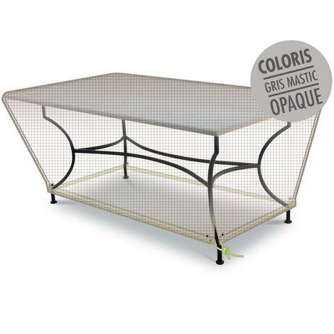 Housse de protection Eco pour table rectangulaire 160 x 90 x 50 cm