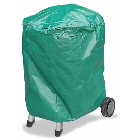 Housse de protection en PVC pour barbecue rond