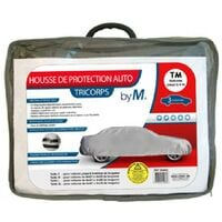 Housse de protection garage polypropylene Taille M - ADNAuto