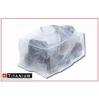 Housse de protection indéchirable pour tondeuse TITANIUM® - TAILLE L