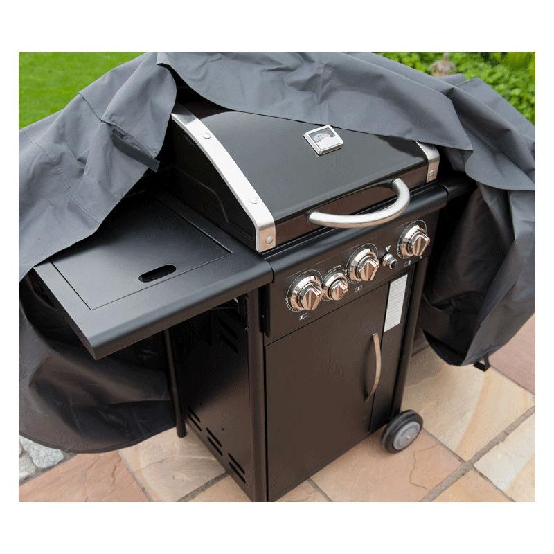 Housse de protection pour barbecue à gaz ou au charbon | 90 x 165 x 63 cm