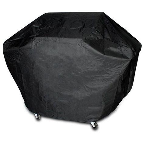 Housse de Protection pour Barbecue Gril Plancha en Noir