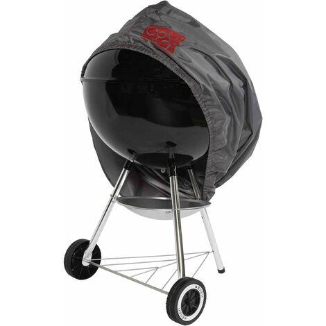 Housse de protection pour Barbecue rond - Diamètre 70 cm Cov'Up - Gris - Gris