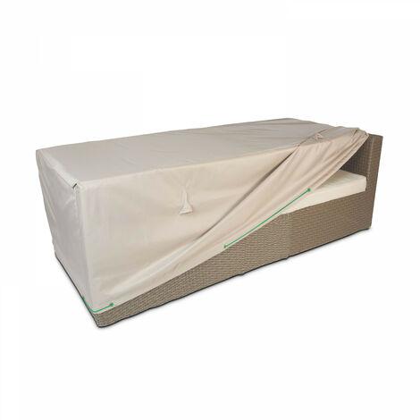 Housse de protection pour canapé 3 places Standard - Gris
