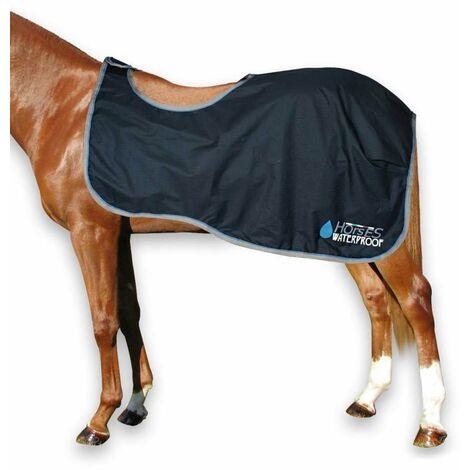 Housse de protection pour chevaux nylon 600 deniers imperméable à l'eau Horses