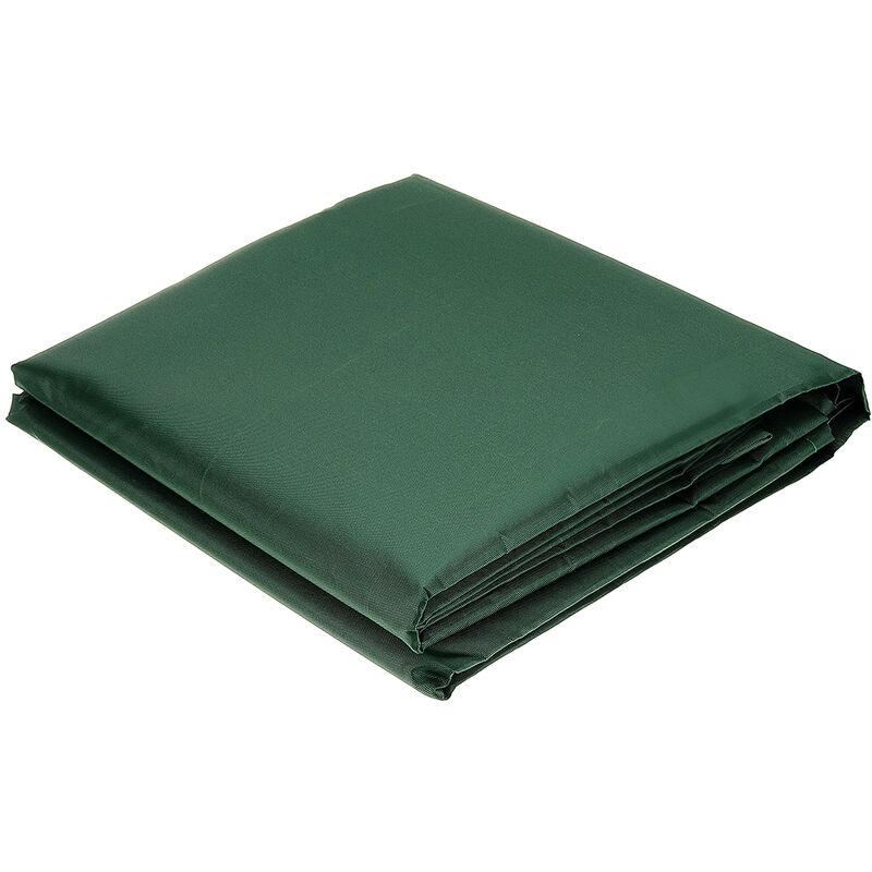 Housse de Protection pour meubles canapé de jardin d'exterieur Etanche Vert 150x150x70cm