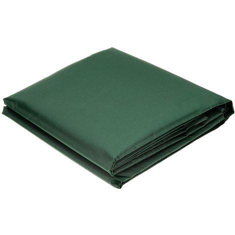 Housse de Protection pour meubles canapé de jardin d'extérieur étanche Vert
