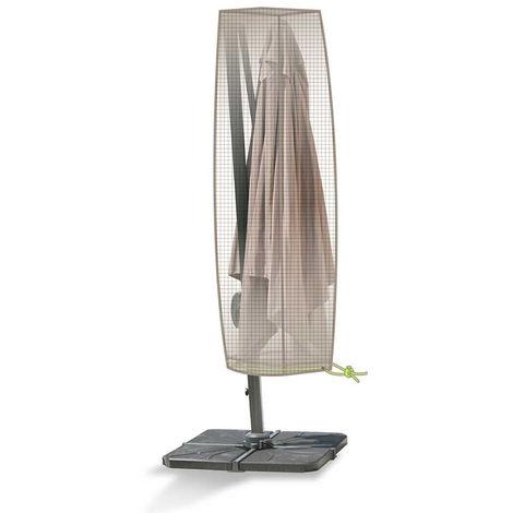 Housse de protection pour parasol décentré jusqu'à Ø 5 m