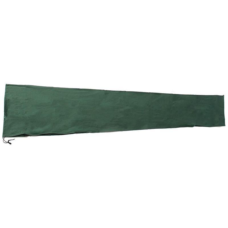 65 - Housse de Protection pour Parasol Déporté 190x96cm Couverture pour Parasol de Jardin Imperméable, Anti-Poussière/UV -Vert LAVENTE