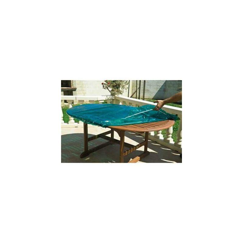 Heliotrade - Housse de protection pour plateau dessus de table exterieur 230 x 100 cm