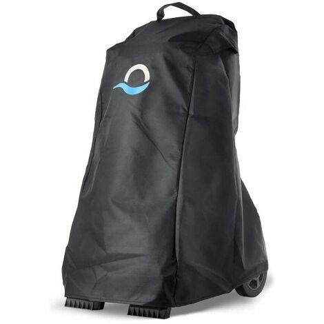housse de protection pour robot de piscine + caddy - 9991794 - dolphin