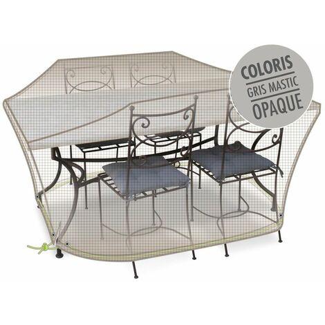 Housse de protection pour salon de jardin 190 x 120 x 70 cm - COS01