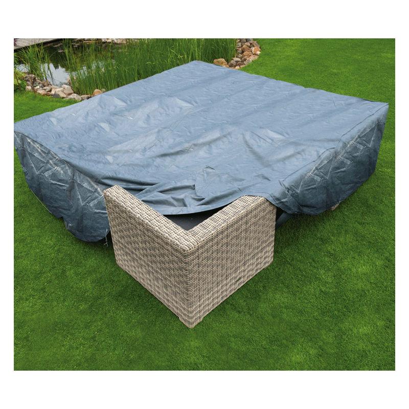 Housse de protection pour salon de jardin | 325 x 205 cm