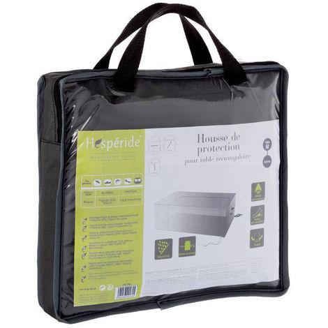 Housse de protection pour table rectangulaire 225 x 125 x 80 cm