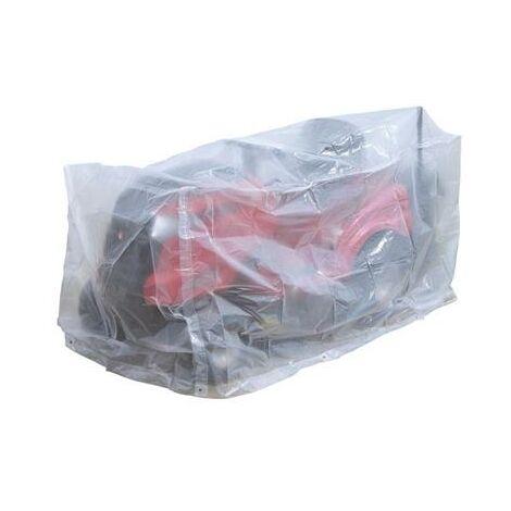 Housse de protection pour tondeuse autoportée