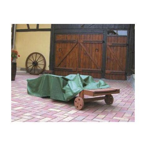 Housse de protection pour transat / bain de soleil en PVC haute qualité