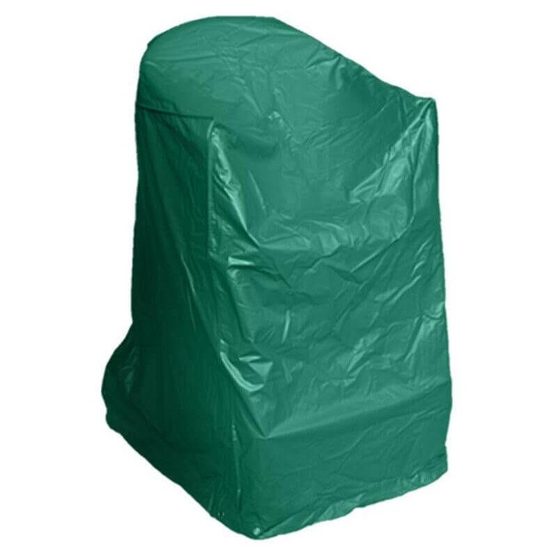 Housse De Protection PVC Chaise Jardin 92 Cm Vert
