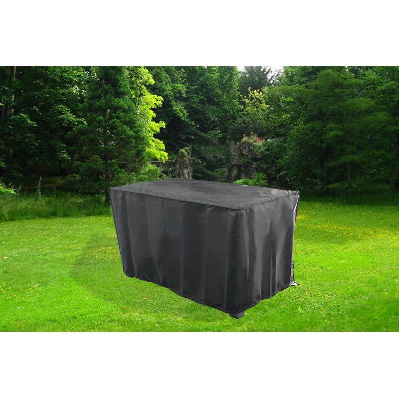 de de salon Housse jardin 104x59x70cm consoles extensibles protection zMqVpSU
