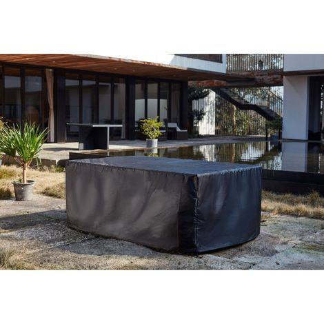 housse de protection salon de jardin 184x119x70cm miami. Black Bedroom Furniture Sets. Home Design Ideas