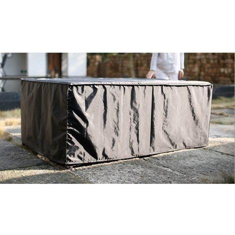 housse de protection salon de jardin 240x119x70cm miami. Black Bedroom Furniture Sets. Home Design Ideas