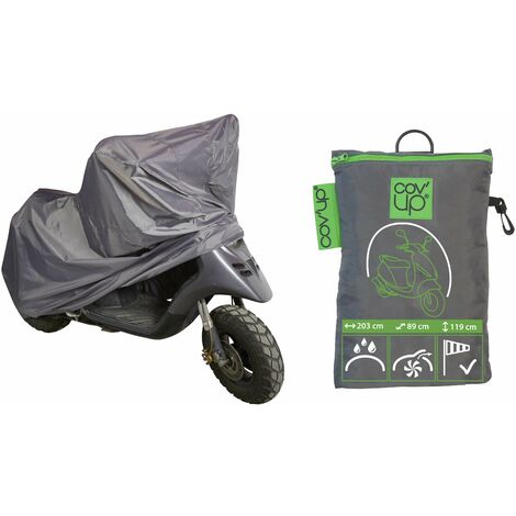 Housse de protection Scooter Cov'Up - Gris
