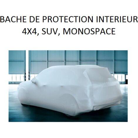 Housse de protection voiture VELOURS , 4X4 463x173x143 cm