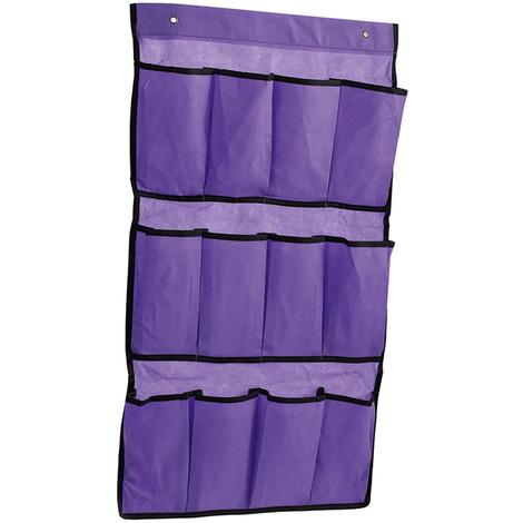 Housse de rangement violet 100 % polyesther D :46x5x84cm