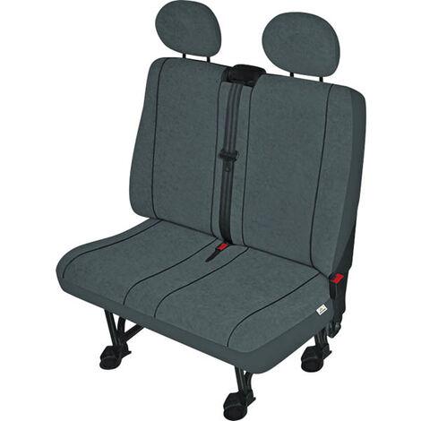 Housse de siège avec protège-tête en 2 parties - Transporter VS2 - siège double