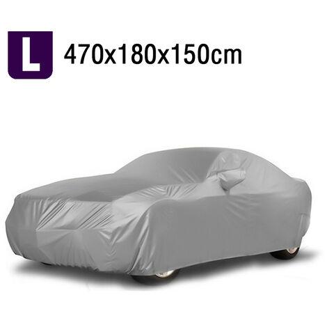 Housse de voiture extérieure Auto tout temps étanche UV Protection (L)