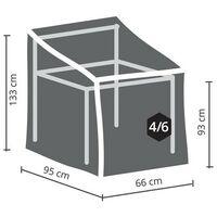 Housse D'Extérieur Pour Chaises Empilables - 95 Cm
