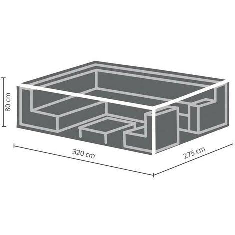 Housse D\'Extérieur Pour Salon De Jardin - 320 Cm