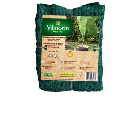 Housse d'hivernage en jute Vilmorin 0.80m x 1.0m