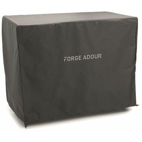 Housse Forge Adour pour plancha sur table roulante ou support - L 122 cm x P 67 cm x H 84 cm