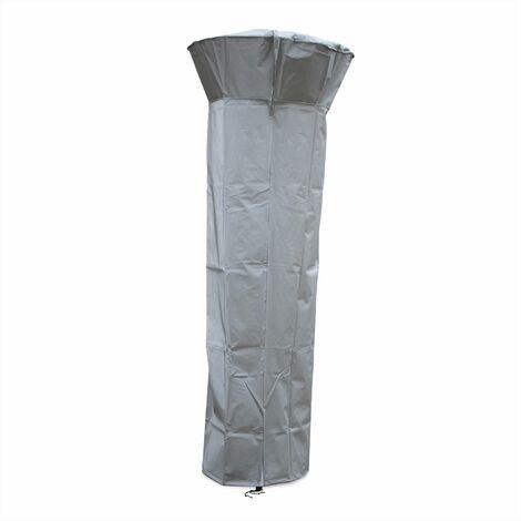 Housse intégrale pour parasols chauffants - FINLAND, LAPLAND et SIBERIA - Accessoire de protection gris