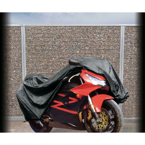 Housse moto 245x80x145cm Carpoint