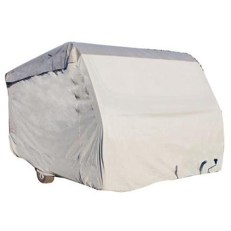 Housse pour caravane 550 x 250 x 220 cm - Gris