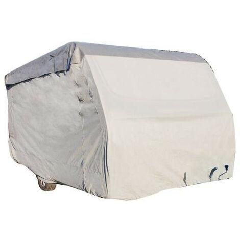 Housse pour caravane 750 x 250 x 220 cm - Gris