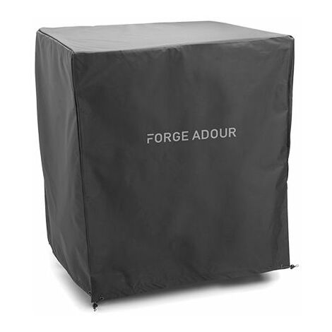 Housse pour chariot ouvert Forge Adour BASE 60 - Anthracite