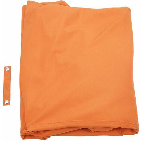 Housse pour parasol HHG-330, housse de remplacement, 3x3m (Ø4,24m) polyester 2,8kg ~ taupe-brun