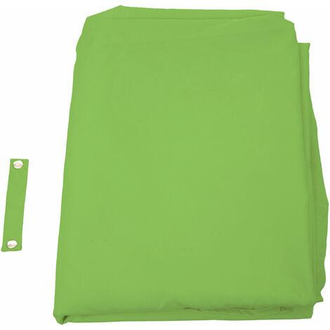 Housse pour parasol hotte de circulation HHG-877, remplacement, Ø 3,5m Polyester 250g/m²