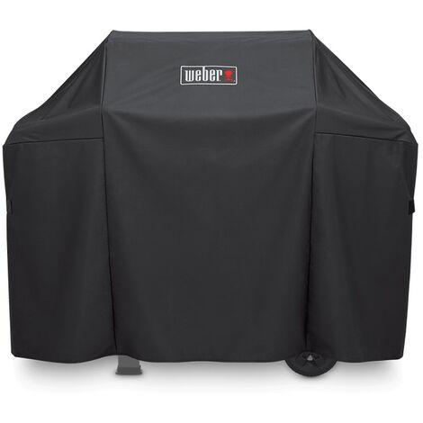 Housse Premium pour Barbecue Weber Spirit Séries 300 et E0-210 - Noir