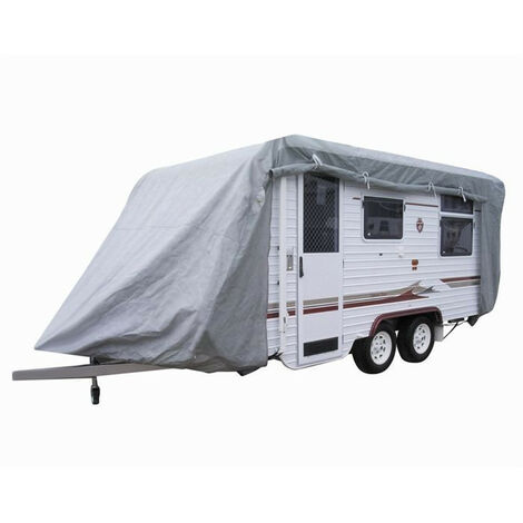 Housse protection caravane Taille M