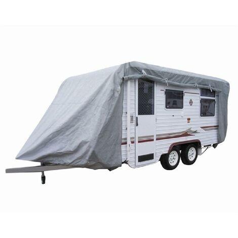 Housse protection caravane Taille S Custo Auto