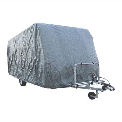 Housse protection de caravane 4,27-5,18M 235cm