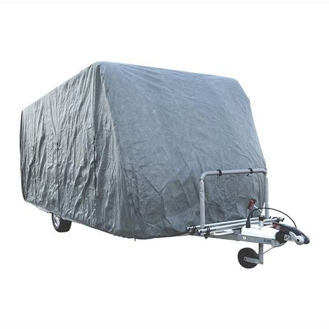 Housse protection de caravane 5,79-6,40M 235cm