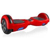 """Hoverboard URBAN 6,5"""" Rojo"""